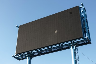 How to create a billboard that's 3D: The 3D process